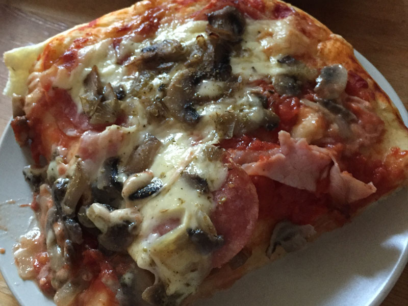 pizza-schnitte