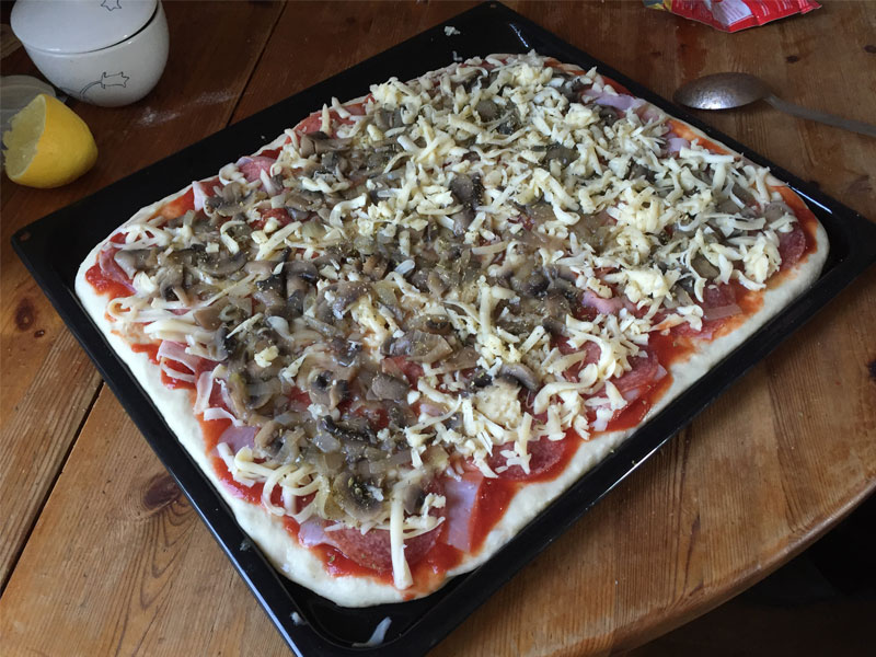 pizza-teig
